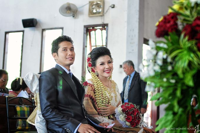 Wedding Batak by ARJUNO MOMENT HOUSE - 006