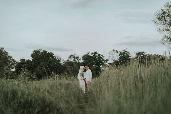 The Prewedding of Nurul & Adam by Kimi and Smith Pictures - 009