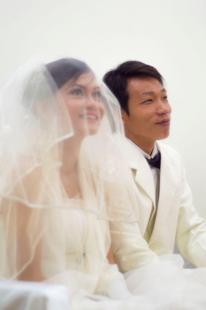 Halym & Rini Wedding Day by edyson photography - 006