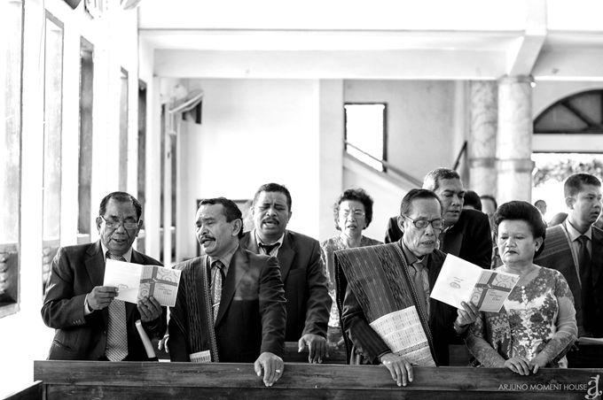 Wedding Batak by ARJUNO MOMENT HOUSE - 007