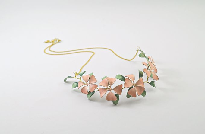 New painted jewelry collection by Lirica - 002