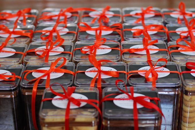 Door gifts by Baked KL - 001