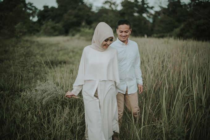 The Prewedding of Nurul & Adam by Kimi and Smith Pictures - 010
