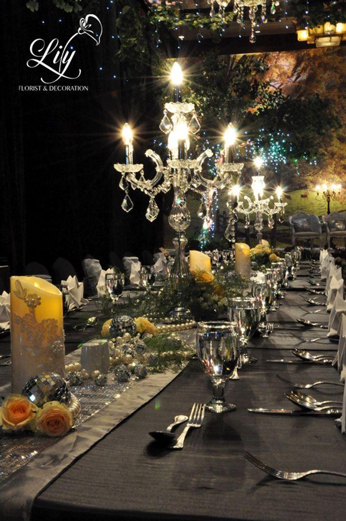 Classic village theme decor by Lily Florist & Decoration - 005