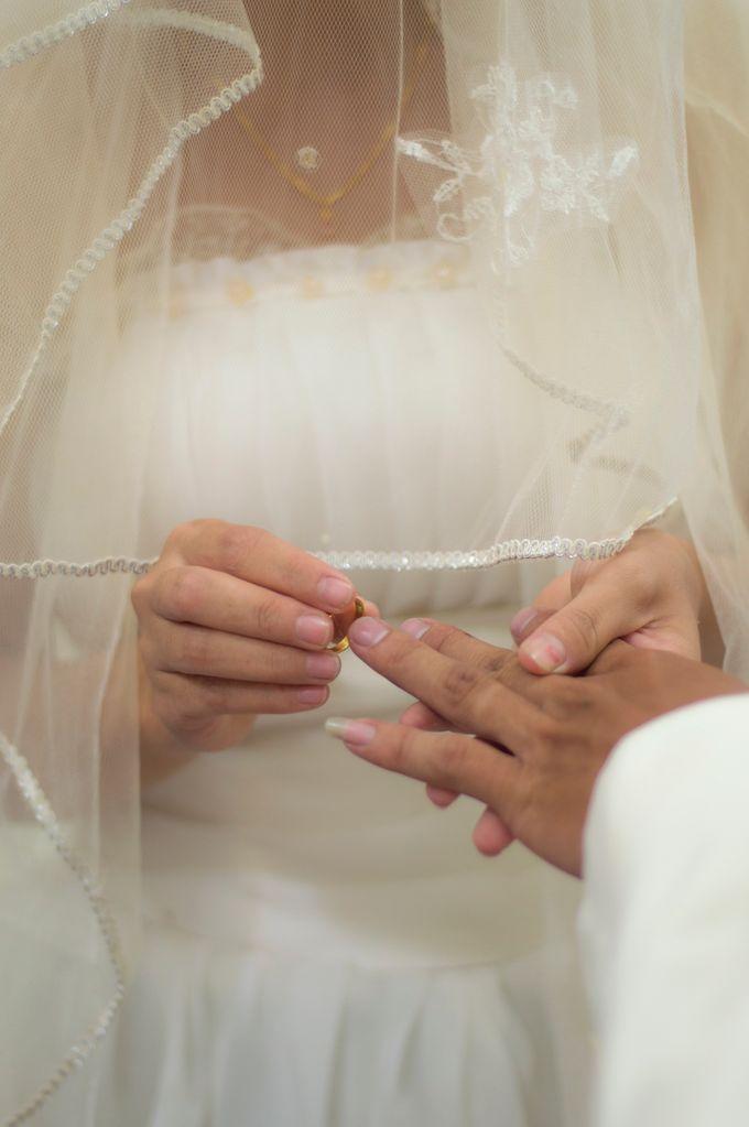 Halym & Rini Wedding Day by edyson photography - 012