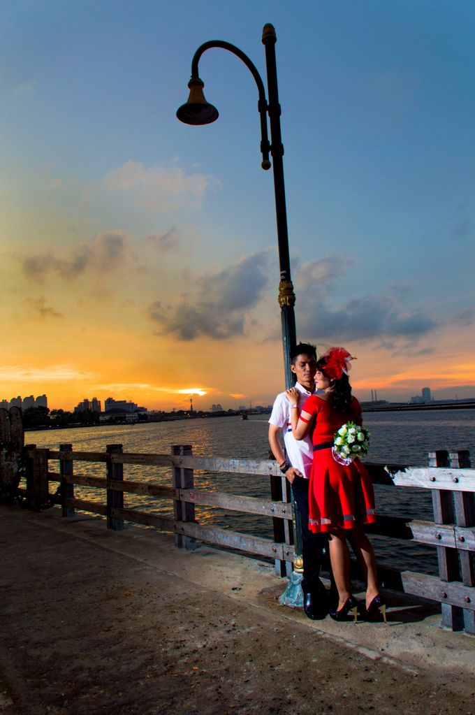 Fika & Ariana Pre Wedding by edyson photography - 010