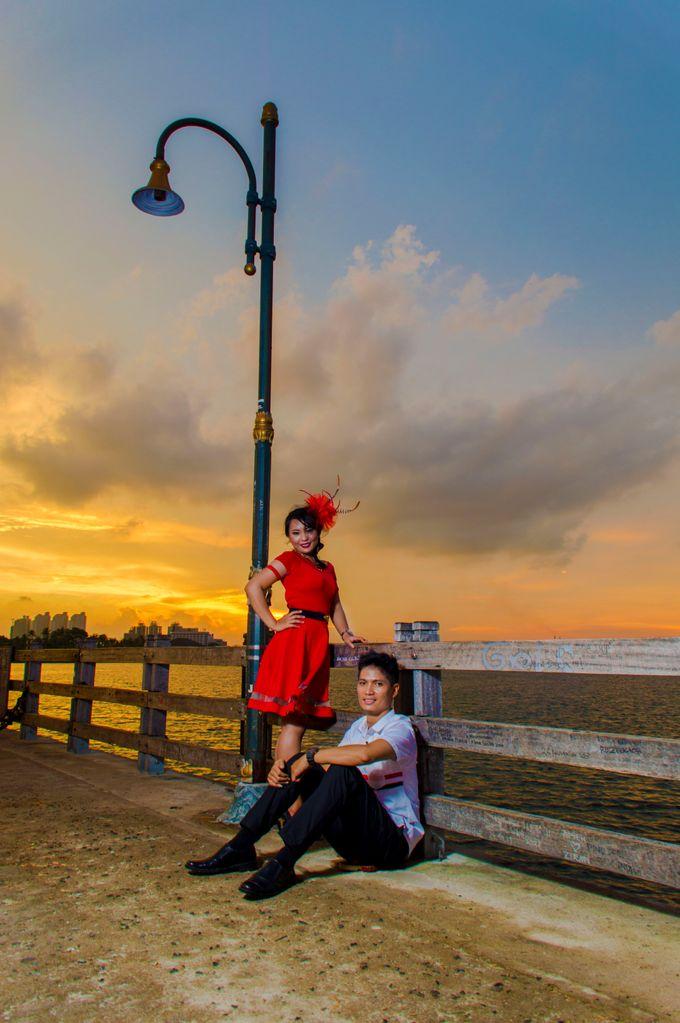 Fika & Ariana Pre Wedding by edyson photography - 011
