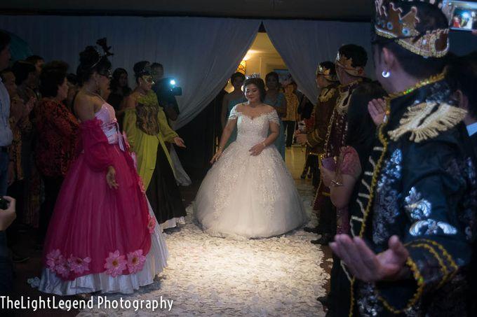 William & Siska Enchanted Wedding by Dome Harvest - 013