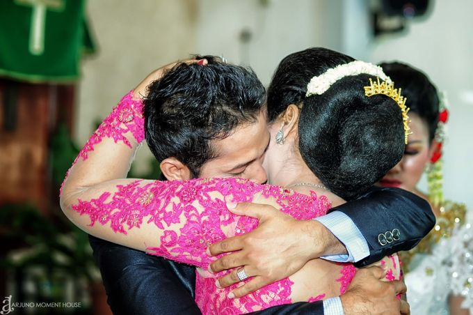 Wedding Batak by ARJUNO MOMENT HOUSE - 010