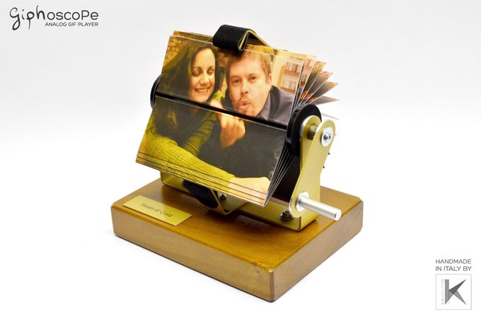 Wedding Giphoscope n 7 - Heart of Gold by The Giphoscope - 002