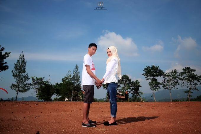PREWEDDING DEWI& ANDHIKA by RQ Photography - 001