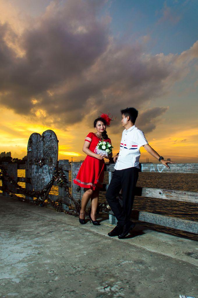 Fika & Ariana Pre Wedding by edyson photography - 013