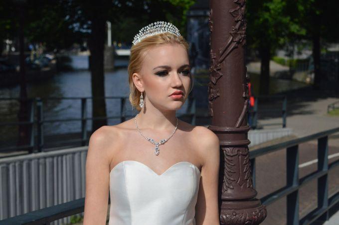 Bridal Photoshoot Melanie by Vivi Christin Makeup Artist & Hair Stylist - 002