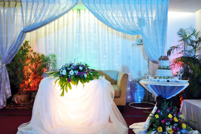 Wedding Venue Set Up by GREENHILLS ELAN HOTEL MODERN - 036