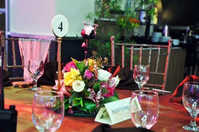 Wedding Venue Set Up by GREENHILLS ELAN HOTEL MODERN - 033