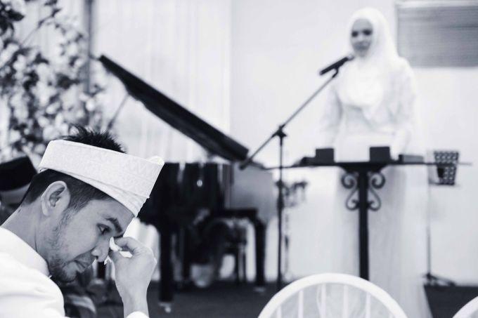 Farisya & Ikram - Wedding Reception  by Raihan Talib Photography - 020
