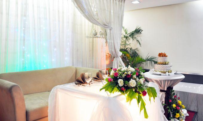 Wedding Venue Set Up by GREENHILLS ELAN HOTEL MODERN - 034
