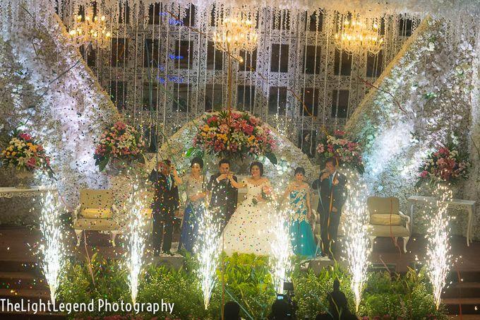 William & Siska Enchanted Wedding by Dome Harvest - 023