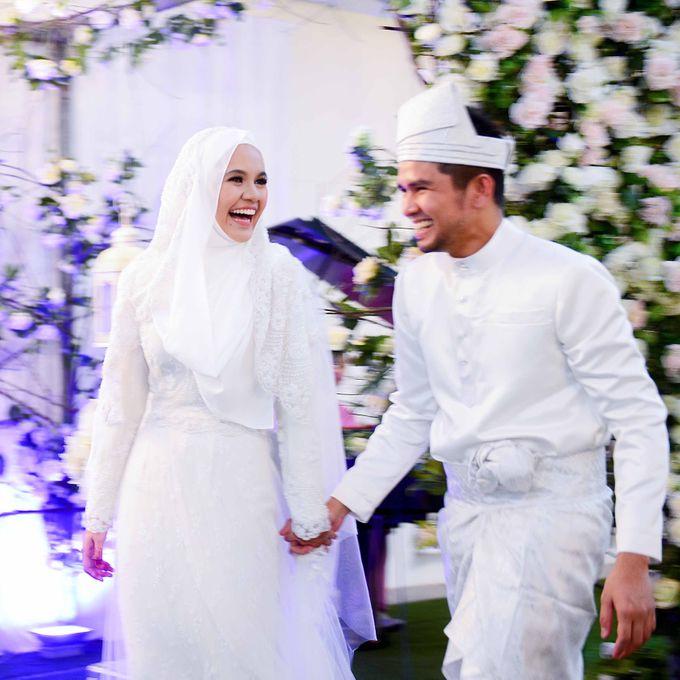 Farisya & Ikram - Wedding Reception  by Raihan Talib Photography - 029