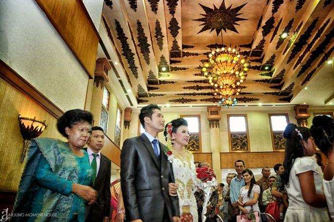 Wedding Batak by ARJUNO MOMENT HOUSE - 014