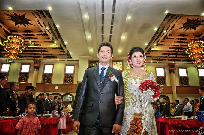 Wedding Batak by ARJUNO MOMENT HOUSE - 015