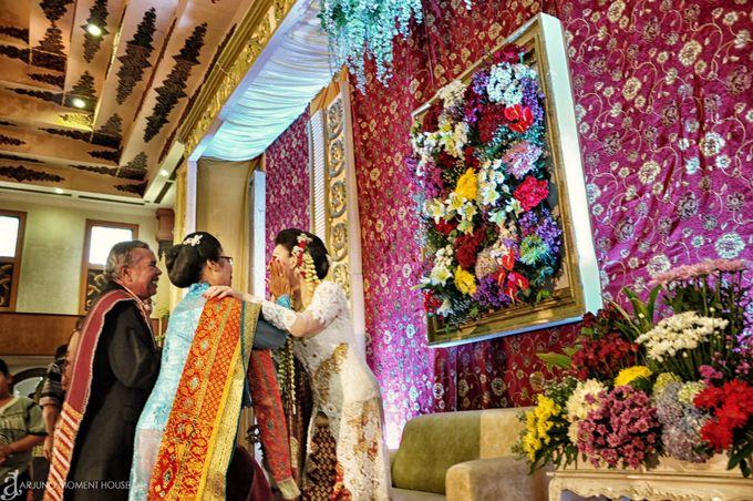 Wedding Batak by ARJUNO MOMENT HOUSE - 018