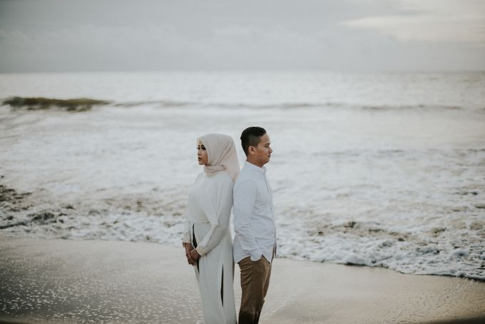 The Prewedding of Nurul & Adam by Kimi and Smith Pictures - 006