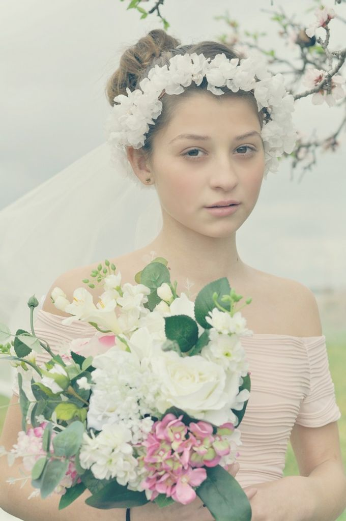 Exclusive bridal hair accessories for new season by Weddingbliss - 004