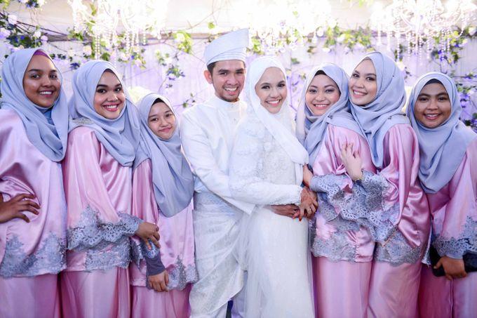 Farisya & Ikram - Wedding Reception  by Raihan Talib Photography - 027