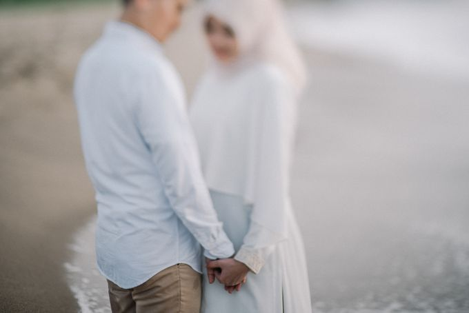 The Prewedding of Nurul & Adam by Kimi and Smith Pictures - 005