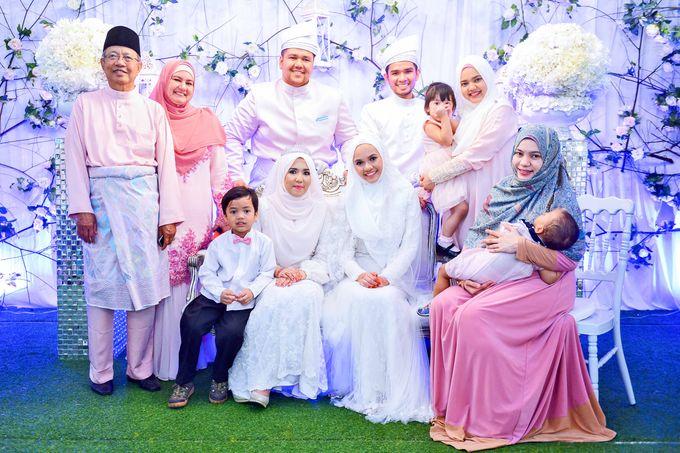 Farisya & Ikram - Wedding Reception  by Raihan Talib Photography - 022