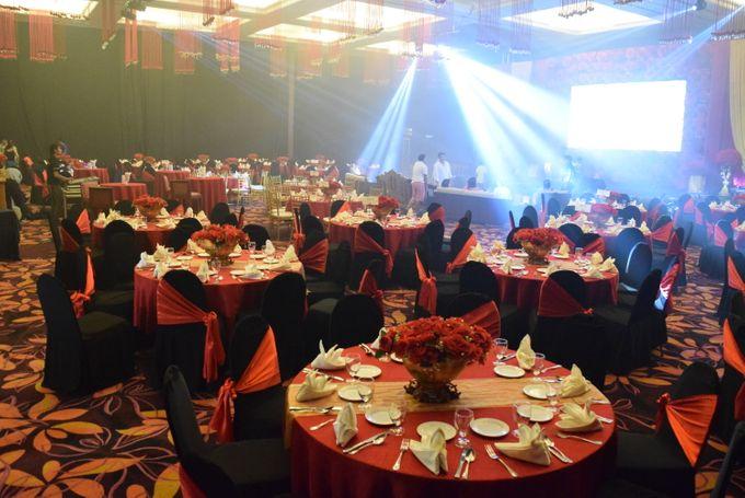 Indian Wedding - Ballroom by Shangri-La Rasa Ria Resort & Spa - 002