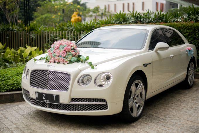 The Wedding Of Iskandar & Shendy by Priority Rent car - 002