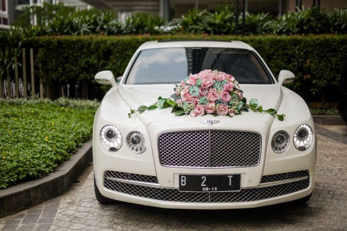 The Wedding Of Iskandar & Shendy by Priority Rent car - 001