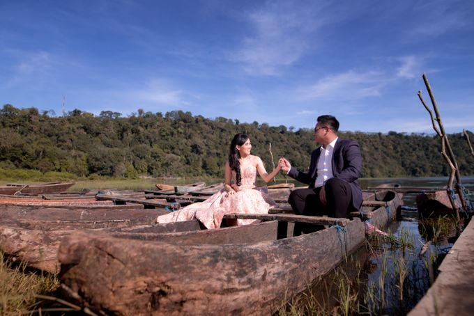 Henry & Friska Bali Pre-Wedding by Picomo - 029