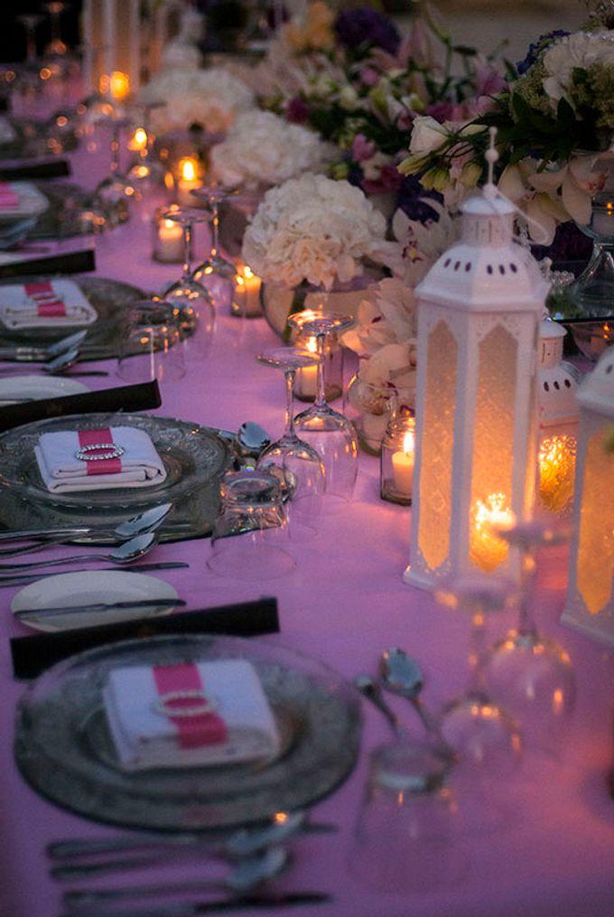 Decoration & Lighting by W organizer - 005