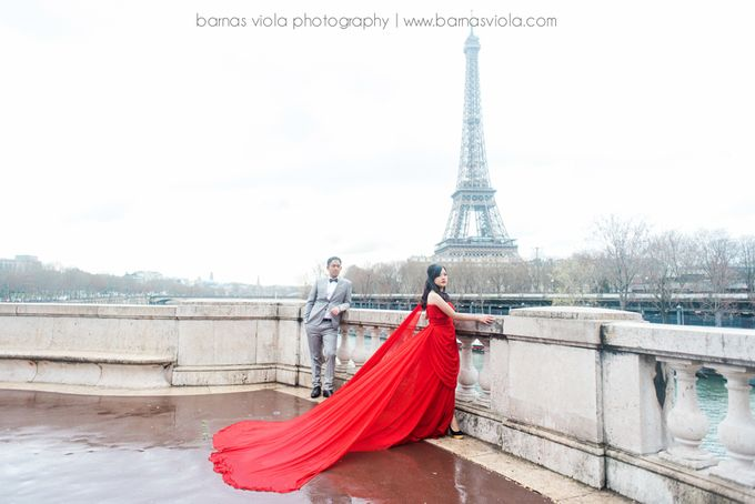 Paris Engagement Session by Barnas Viola Photography - 006