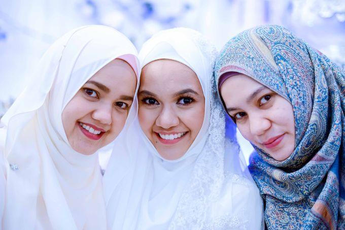 Farisya & Ikram - Wedding Reception  by Raihan Talib Photography - 028