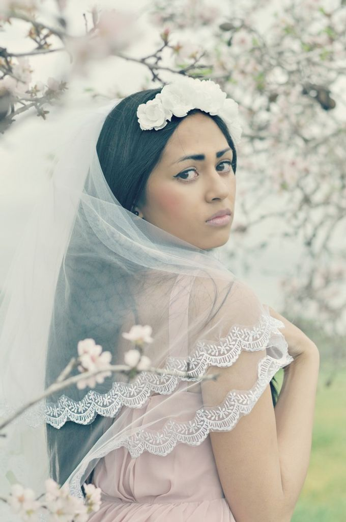 Exclusive bridal hair accessories for new season by Weddingbliss - 006
