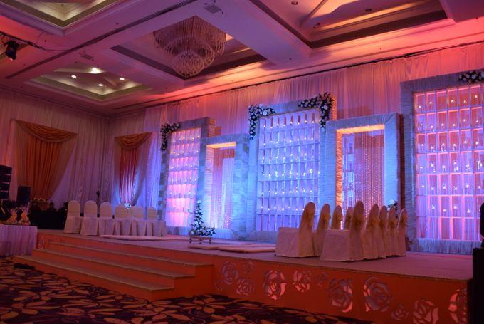 Indian Wedding - Ballroom by Shangri-La Rasa Ria Resort & Spa - 003