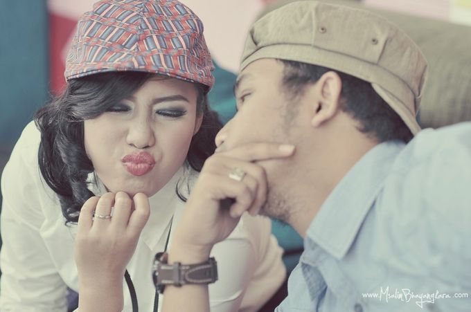 Asri & dhika Prewedding shoot by MSB Photography - 013