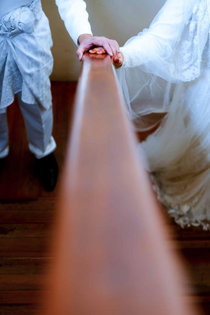 Farisya & Ikram - Wedding Reception  by Raihan Talib Photography - 030
