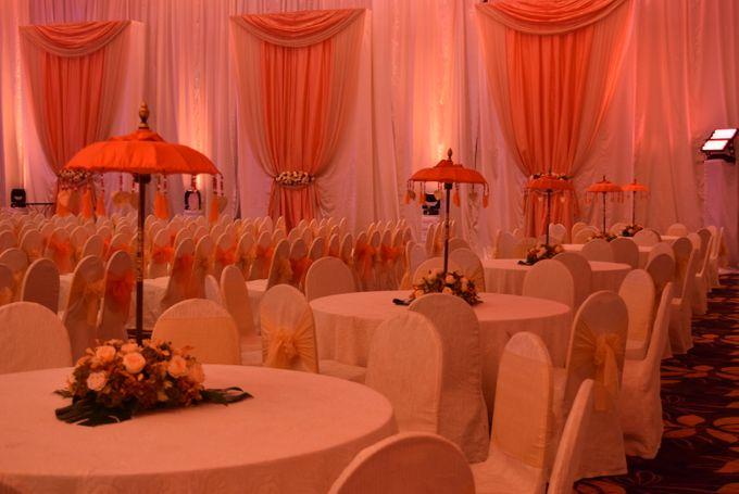 Indian Wedding - Ballroom by Shangri-La Rasa Ria Resort & Spa - 004