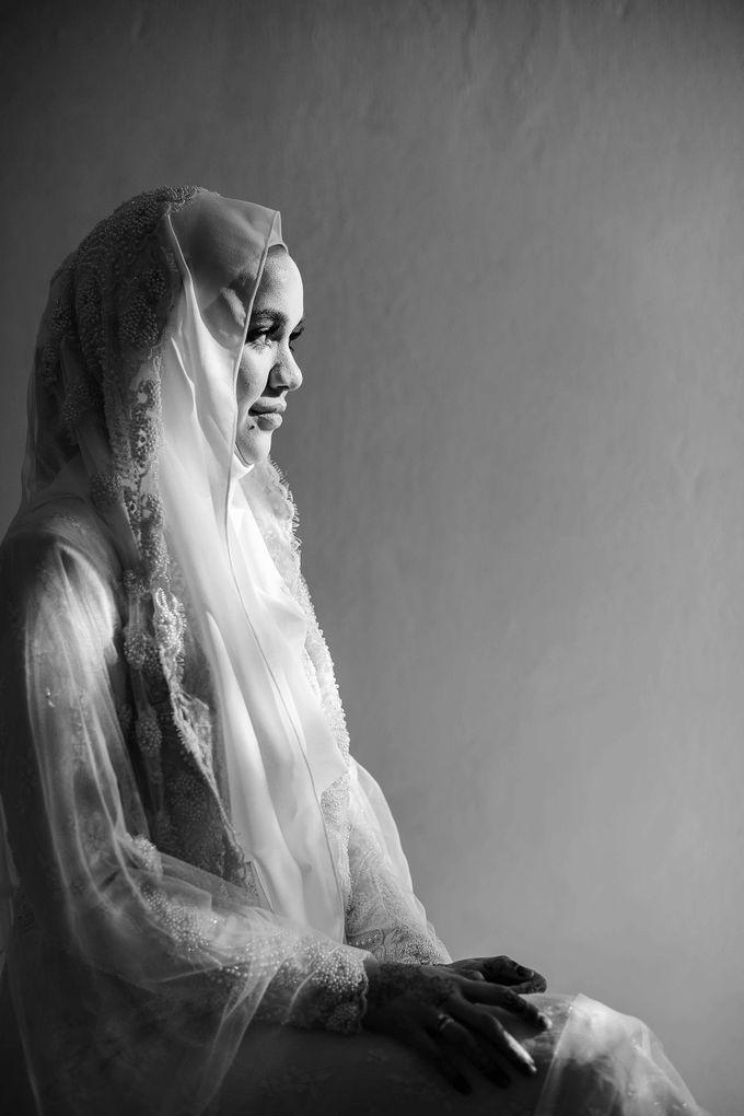Farisya & Ikram - Wedding Reception  by Raihan Talib Photography - 023