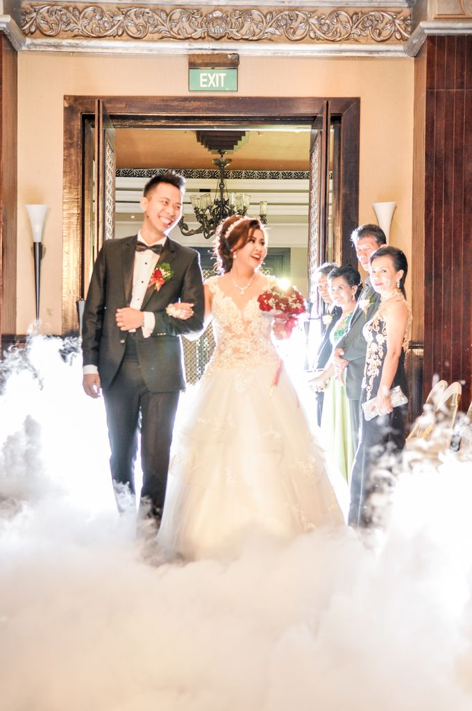 The Wedding Ghany & Fiona by Lina Gunawan MakeUpArtist - 030