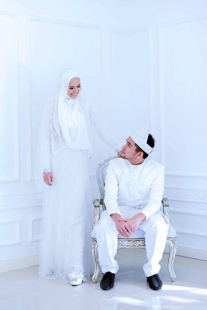Farisya & Ikram - Wedding Reception  by Raihan Talib Photography - 025