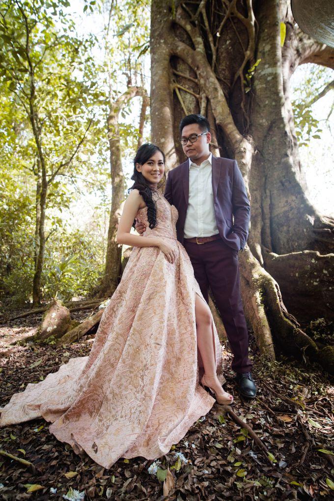 Henry & Friska Bali Pre-Wedding by Picomo - 025
