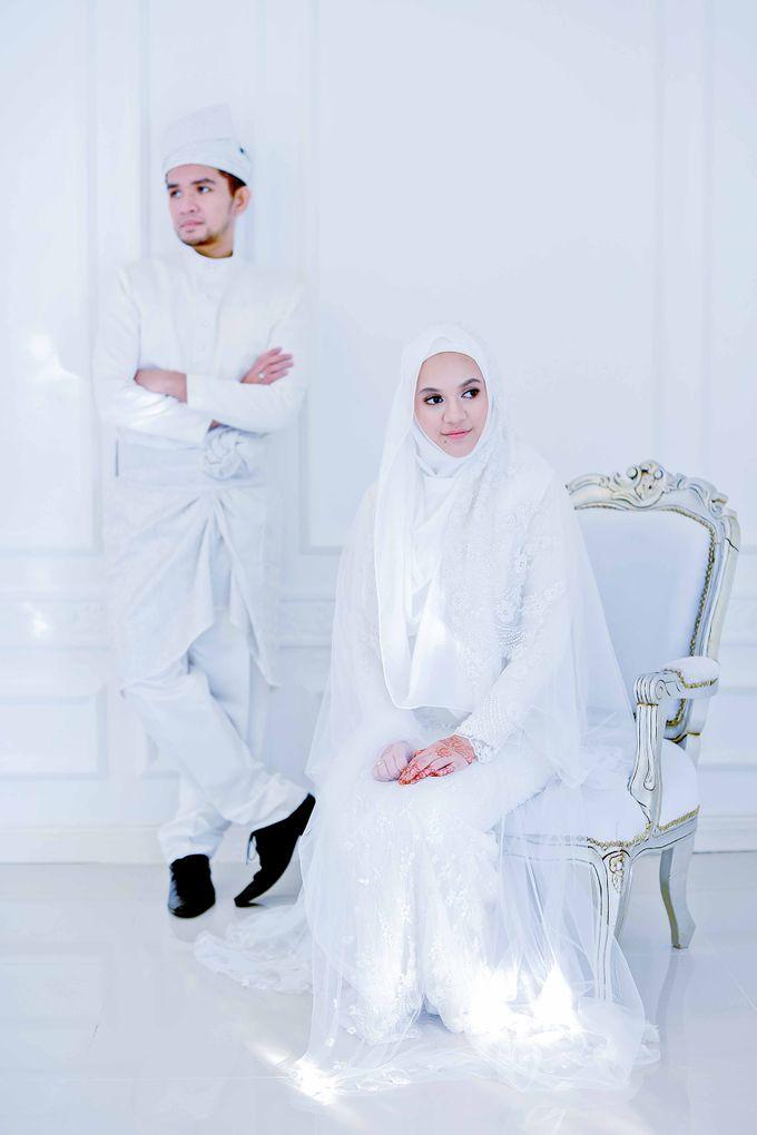 Farisya & Ikram - Wedding Reception  by Raihan Talib Photography - 024