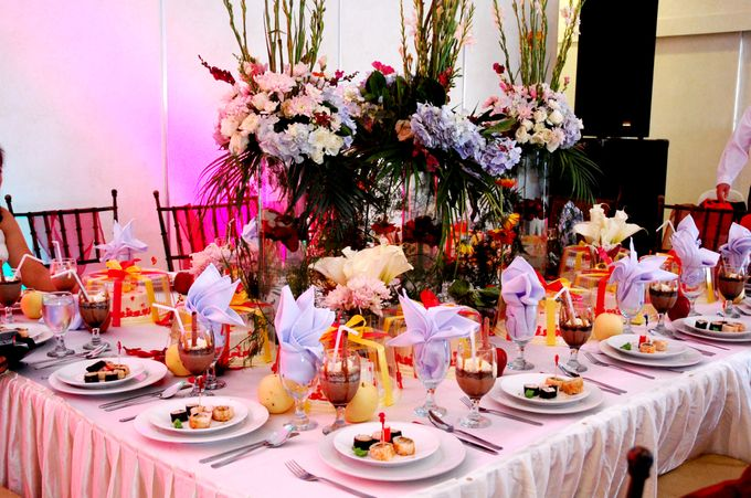 Wedding by Event Styling by Fleur Architect - 002