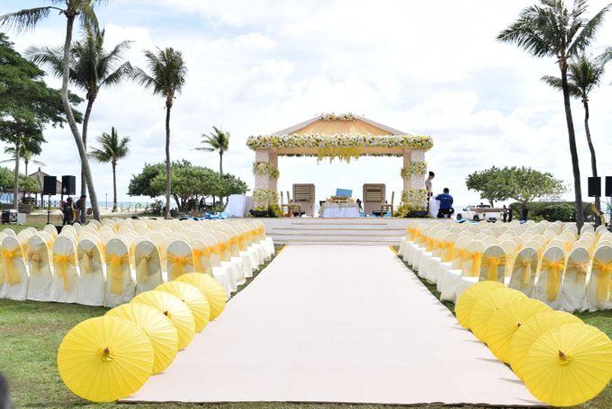 Garden Ceremony by Shangri-La Rasa Ria Resort & Spa - 003